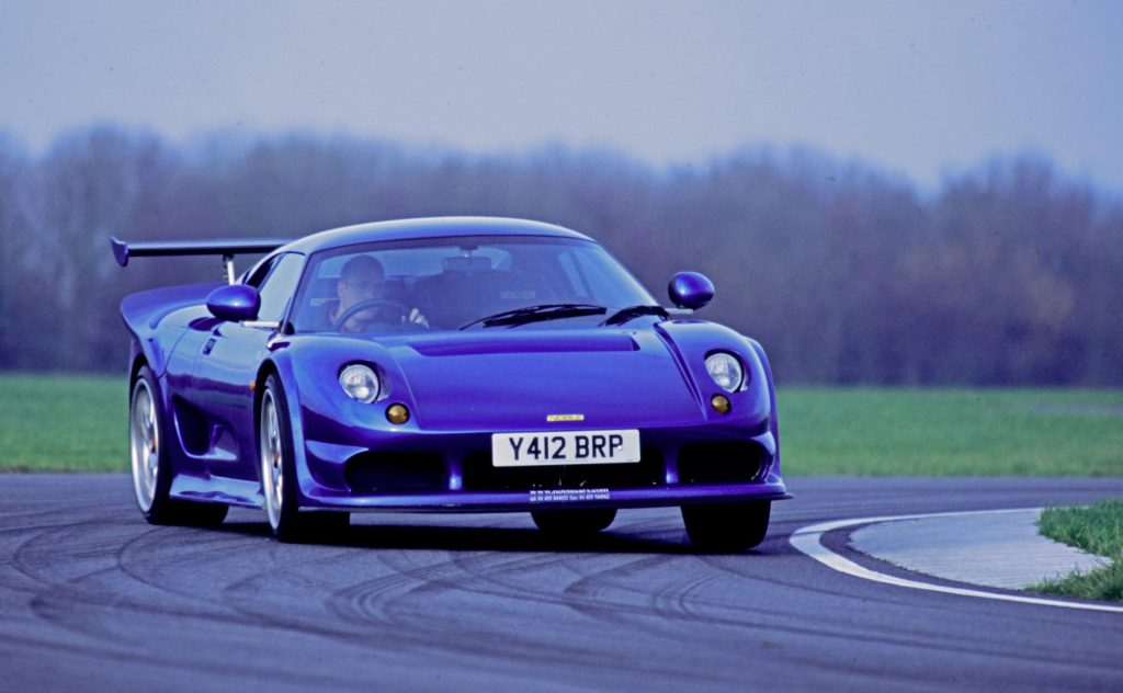 20 years on, journalists recall testing the Noble M12