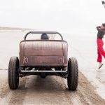 Sand storm: The women of speed tackling Pendine Sands in hot rods