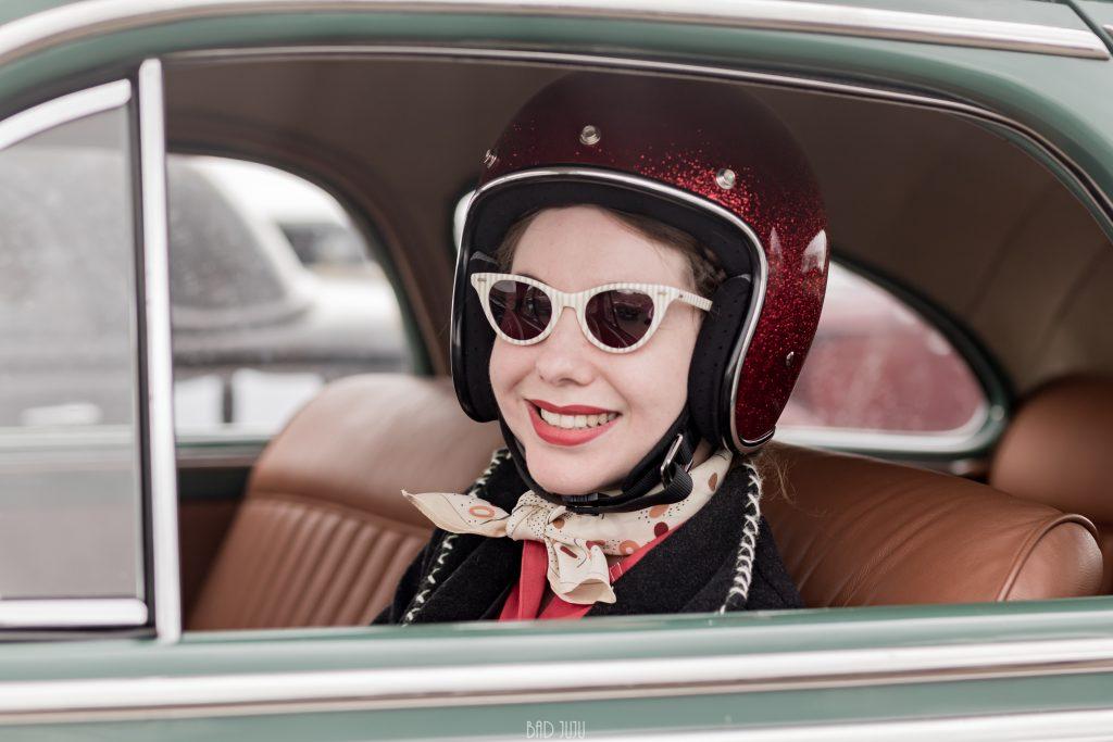 Scarlett Devey hot rod racer