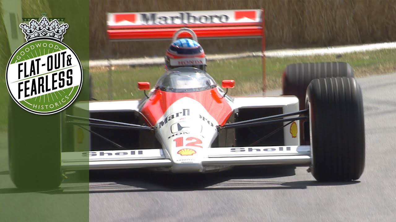 Video: 9 high-octane highlights from the Goodwood Festival of Speed