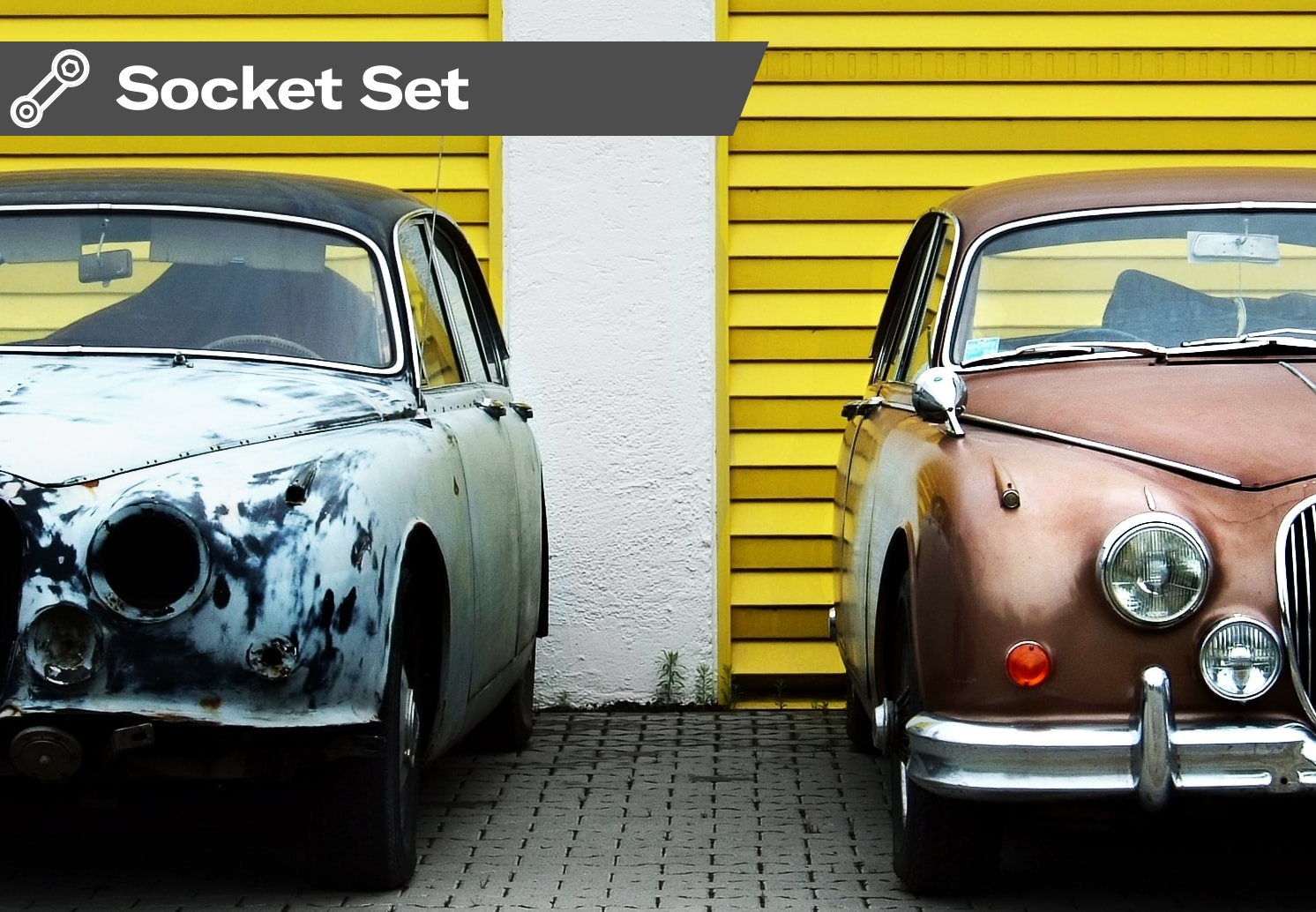 Socket Set: How to decide whether to fix-up or restore a car