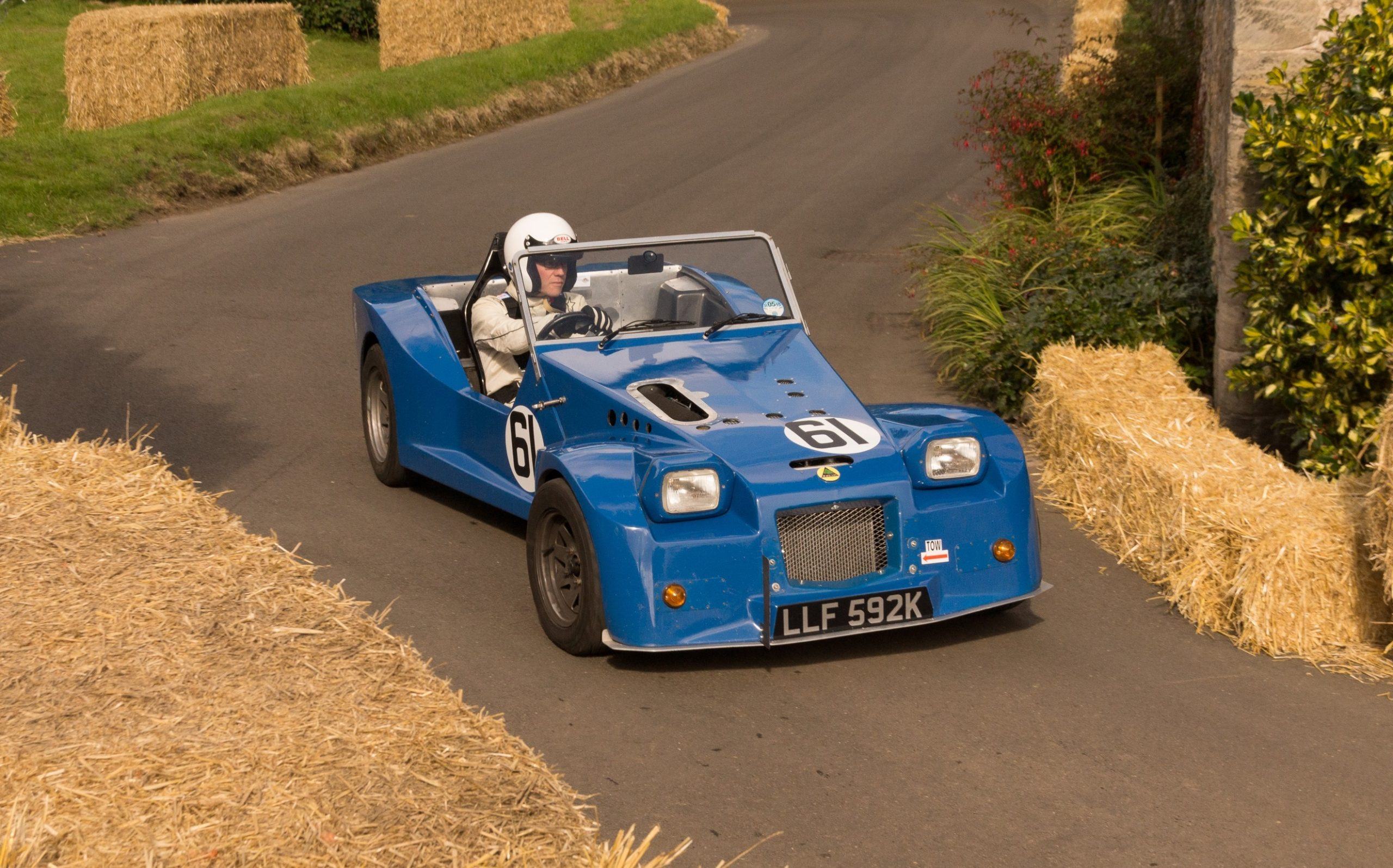Opinion: To win on and off track you need a classic kit car