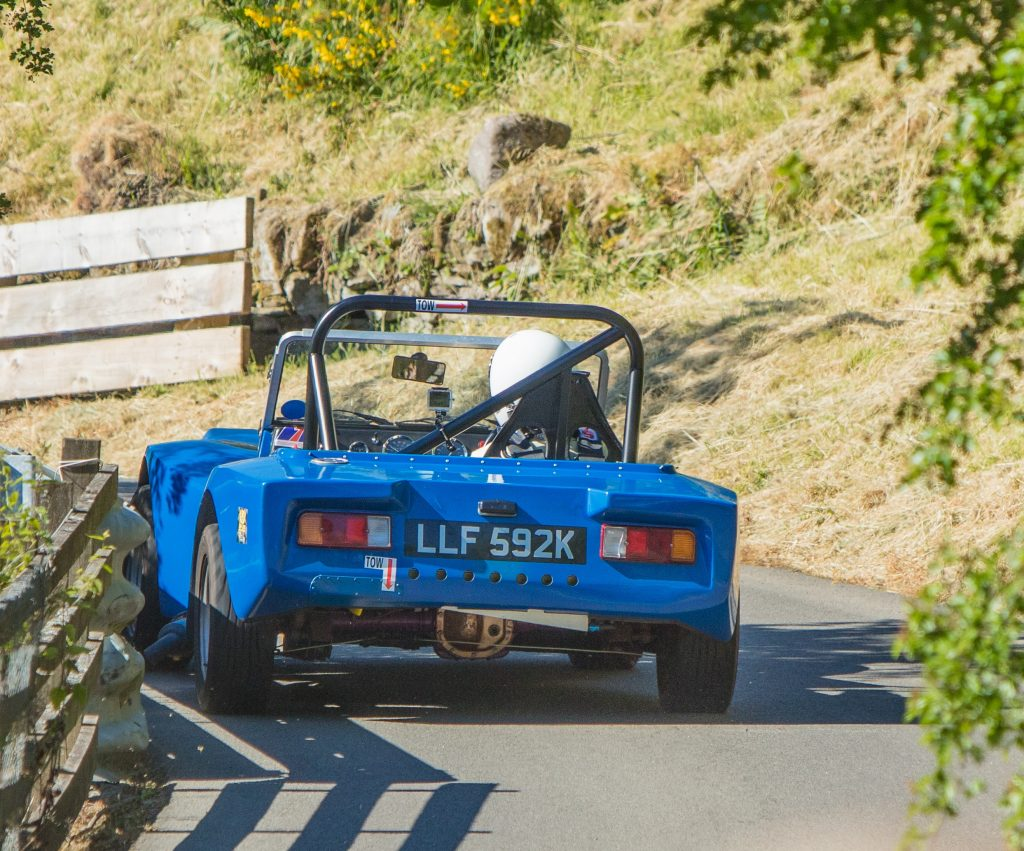 Classic kit cars are great for motorsport