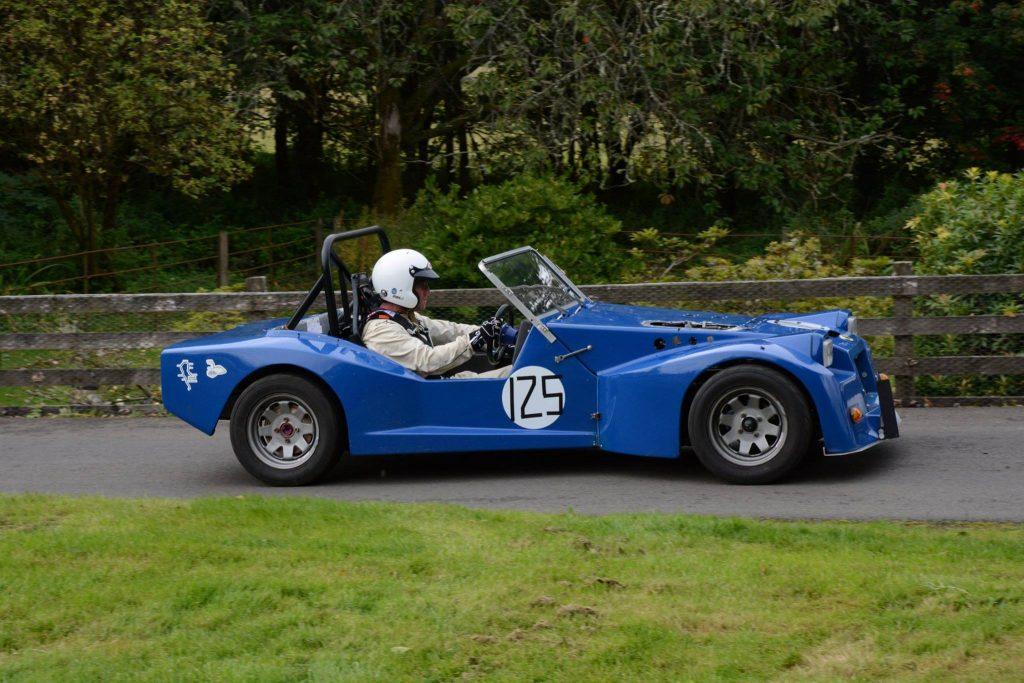 Sylva Leader classic kit car