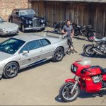 Richard Hammond is selling part of his car and bike collection to help fund his new restoration business
