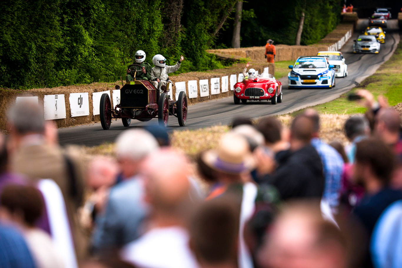 Opinion: It's good to be back at the Festival of Speed