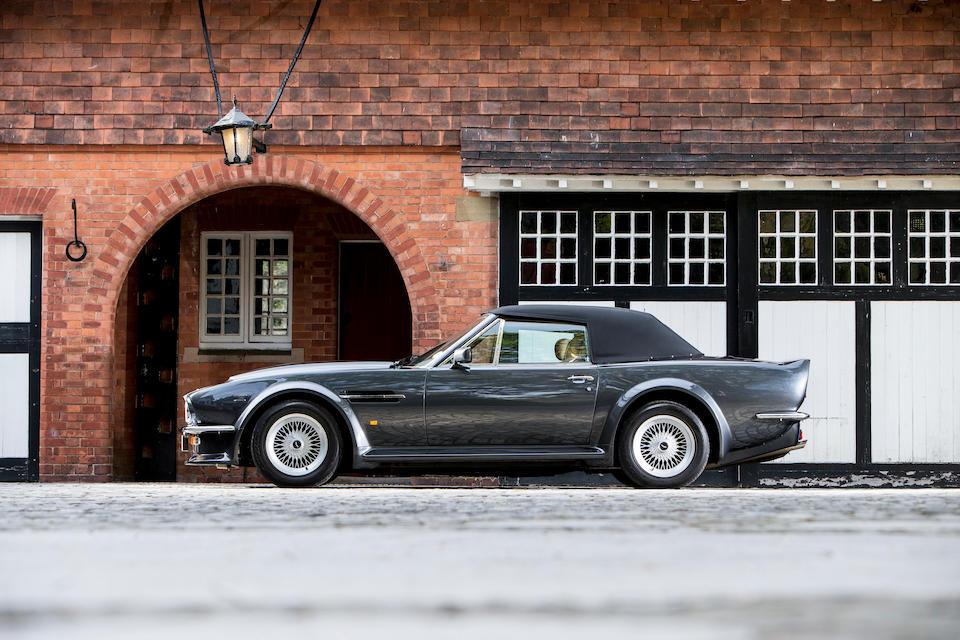 1989 Aston Martin V8 Vantage Volante X-Pack
