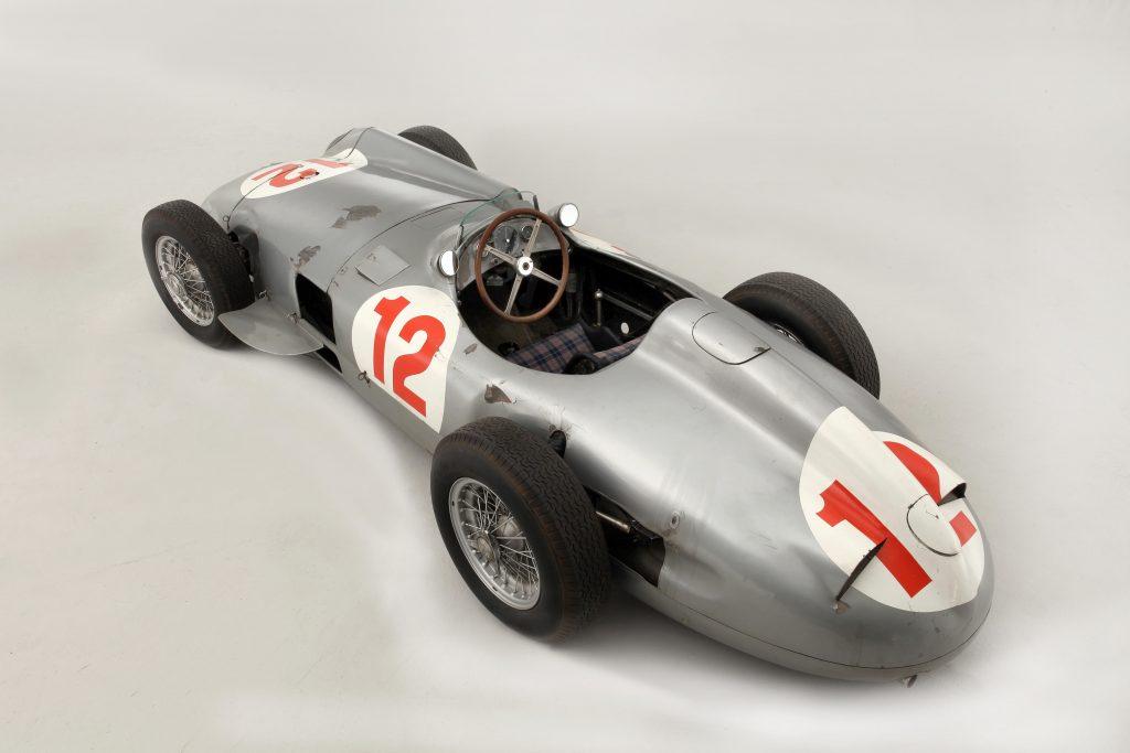 1954 Mercedes-Benz W196 Fangio