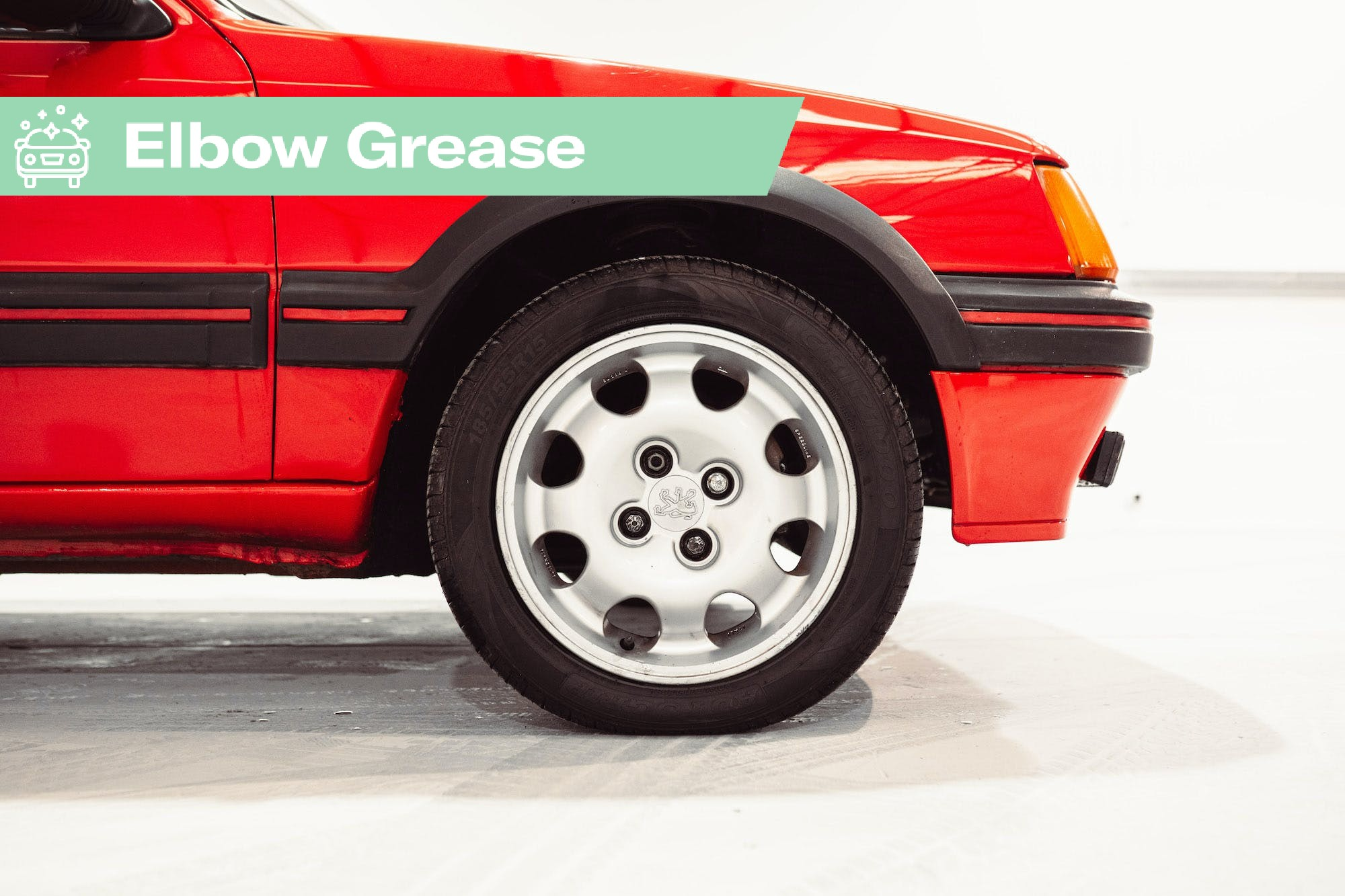 Elbow Grease: Don't let wheel cleaning get you in a spin