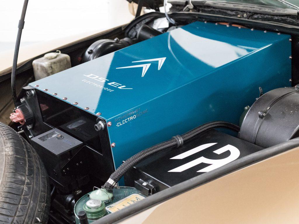 Electrogenic Citroën DS EV conversion