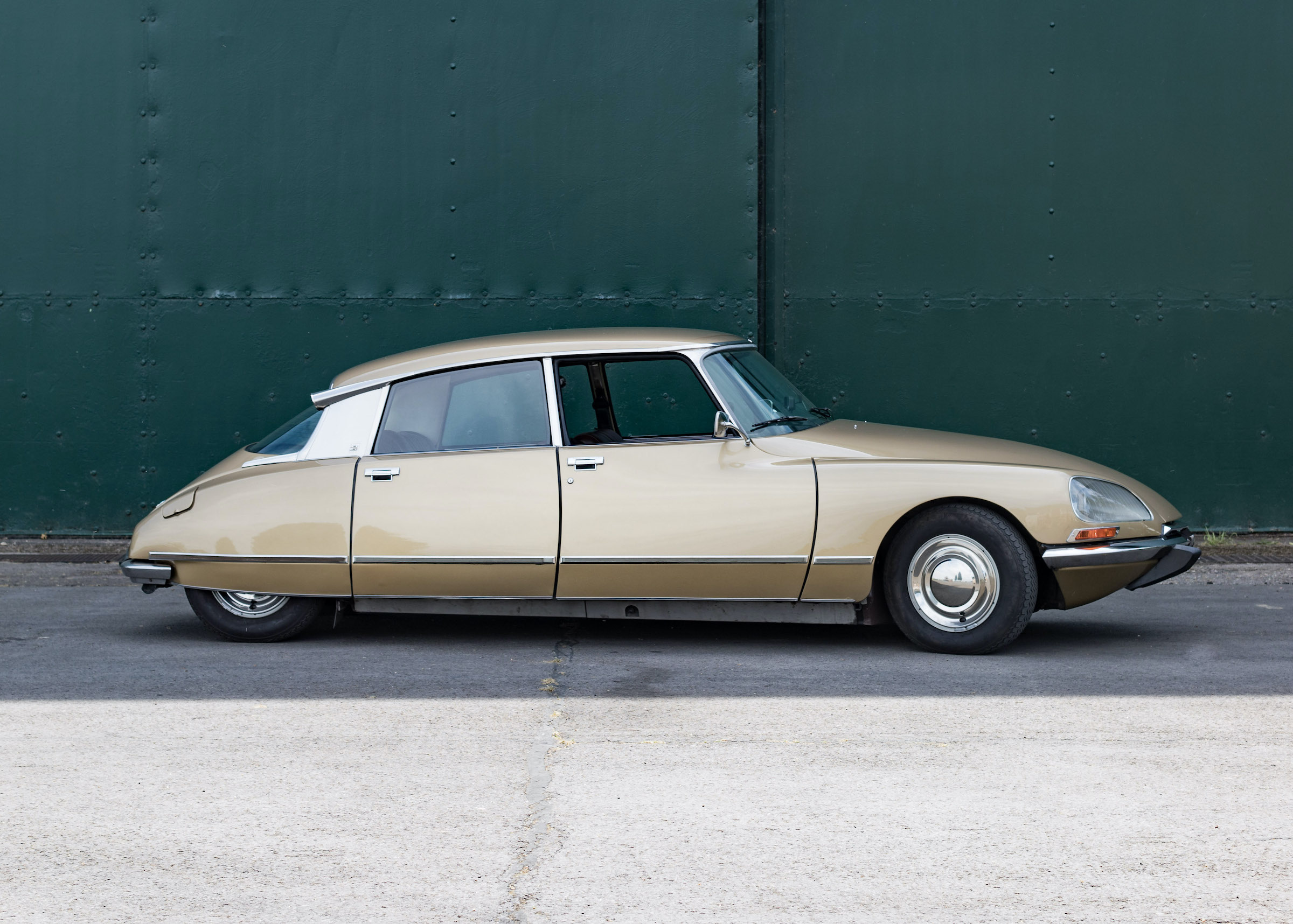 This Citroën DS could be the perfect electric classic conversion