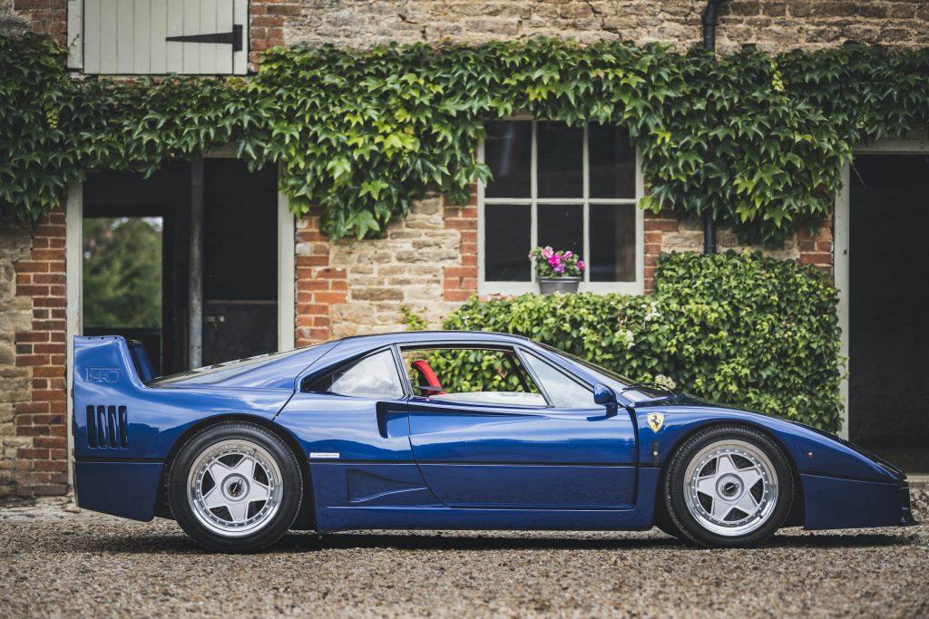 """Ferrari F40 """"F40 BLU"""""""