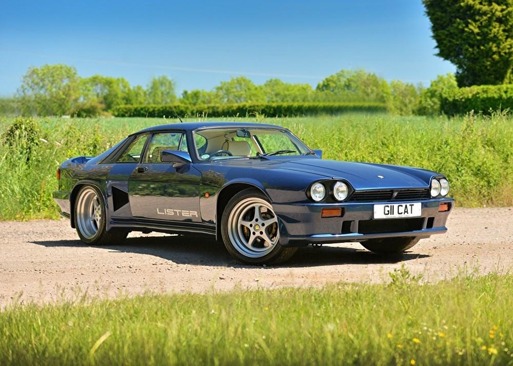 1990 Lister Jaguar XJS Mk III