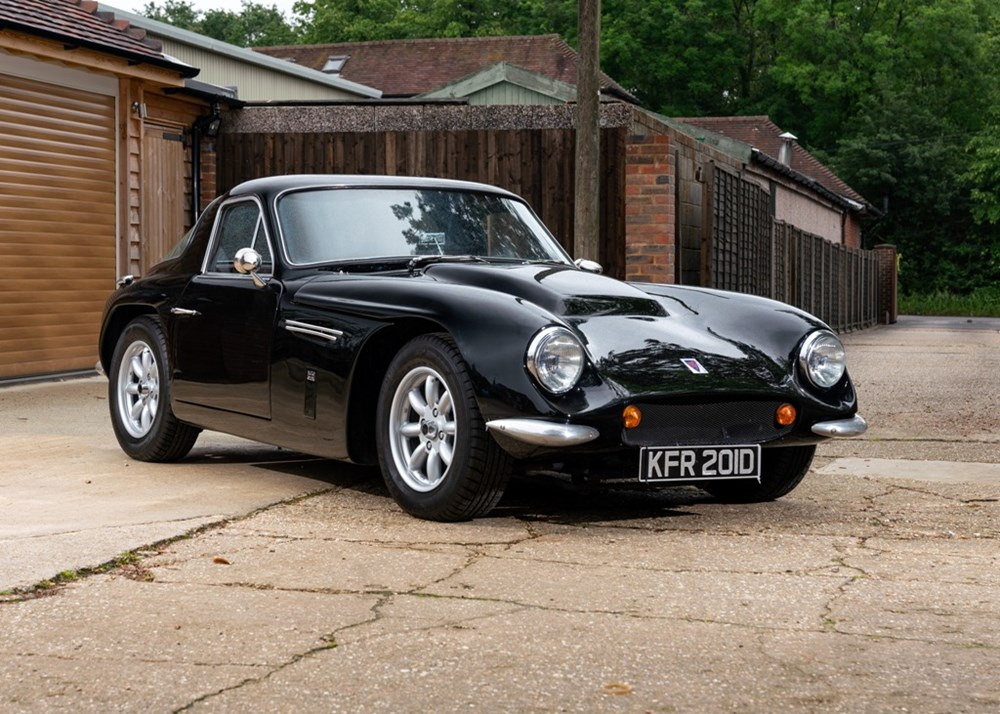 1966 TVR 400