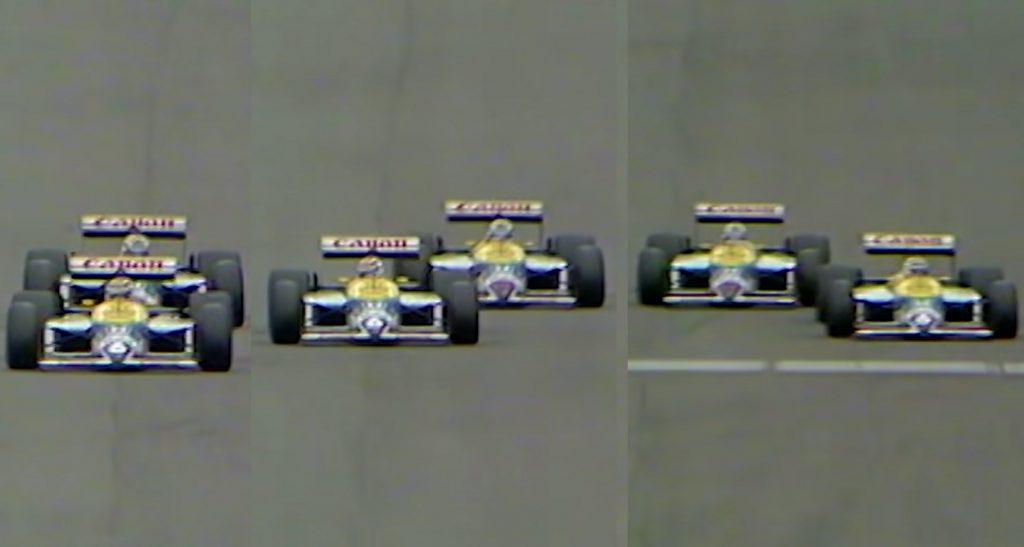 Mansell Piquet