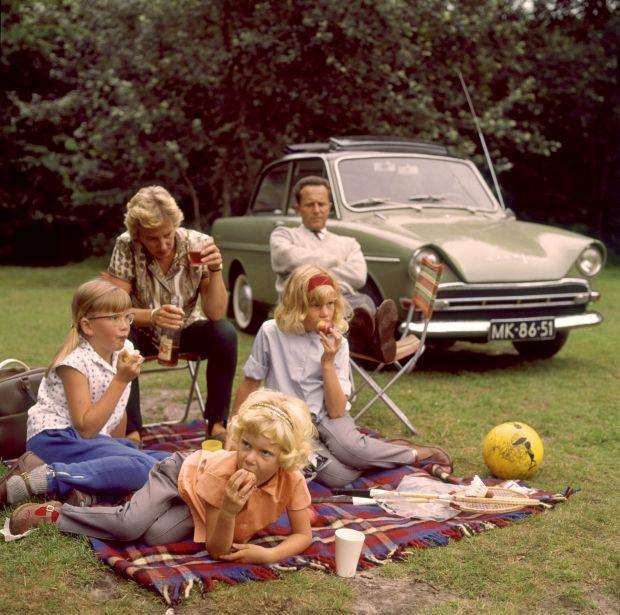 Paul Cowland on unexceptional classic cars