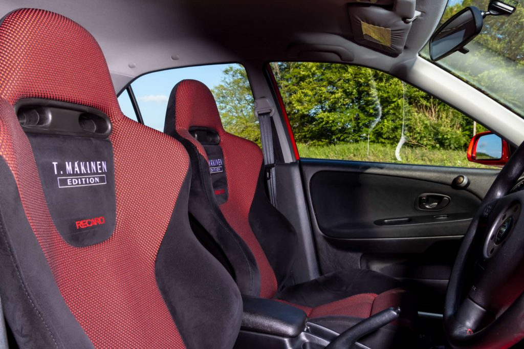 2000 Mitsubishi Lancer Evo 6 Tommi Makinen Edition