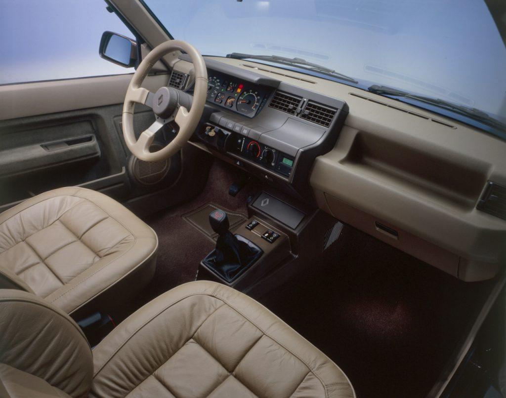 Renault 5 Baccara/Monaco