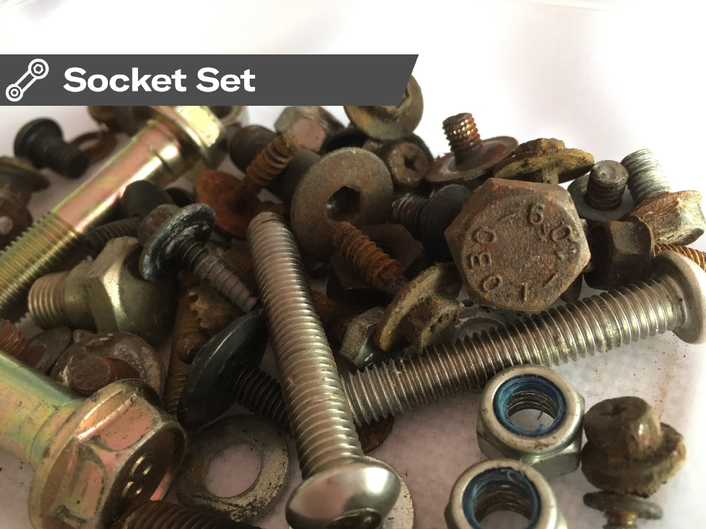 Socket Set: Rusty nuts? Here's how to free 'em