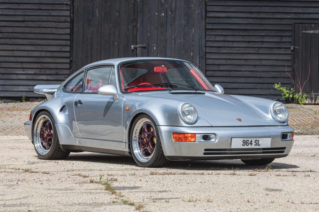 "1993 Porsche 964 Turbo S ""Leichtbau"""