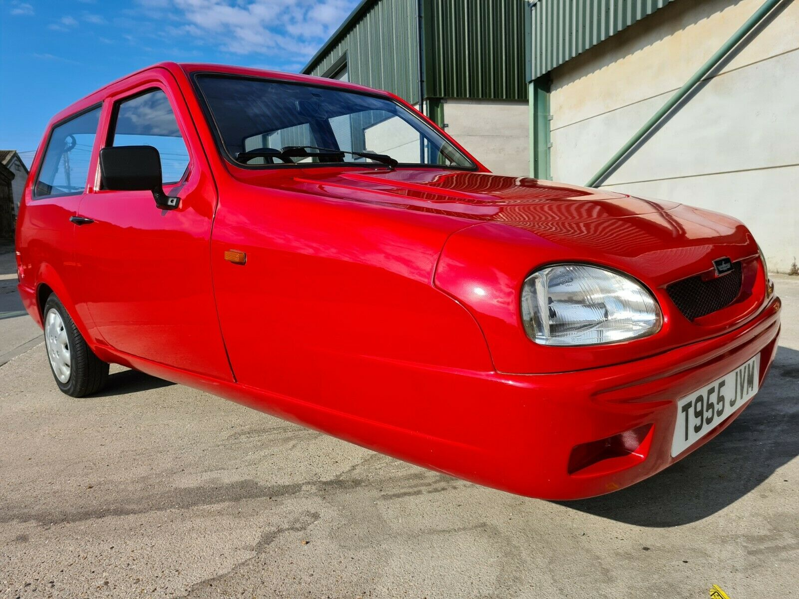 Unexceptional Classifieds: Reliant Robin Mk3