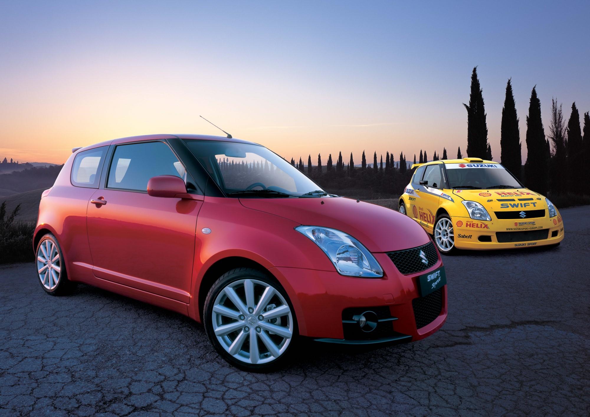 Future Classic: Suzuki Swift Sport