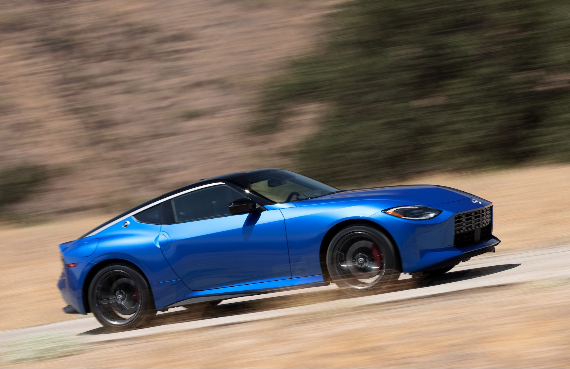 New Nissan Z: 400bhp sports car is out of bounds for Britain's drivers