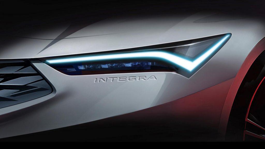 Acura Integra full details 2022