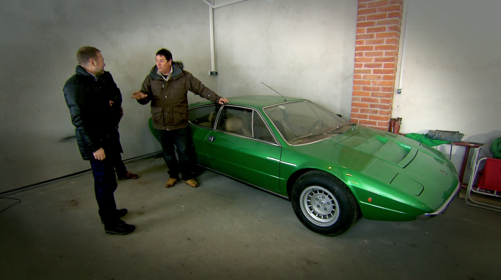 Lamborghini Urraco that Mike Brewer wished he could have owned