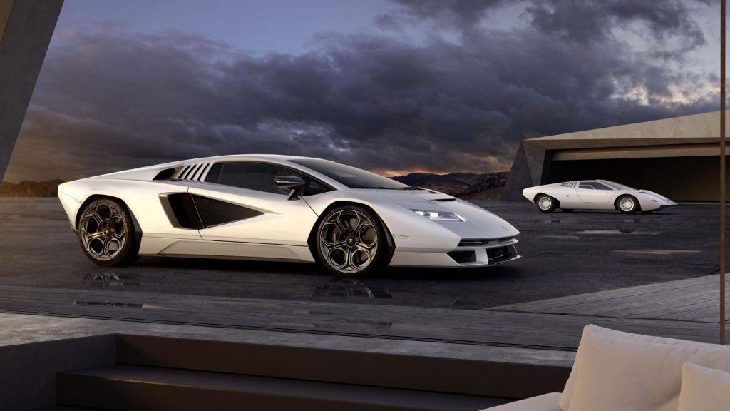 Lamborghini Countach 800-4