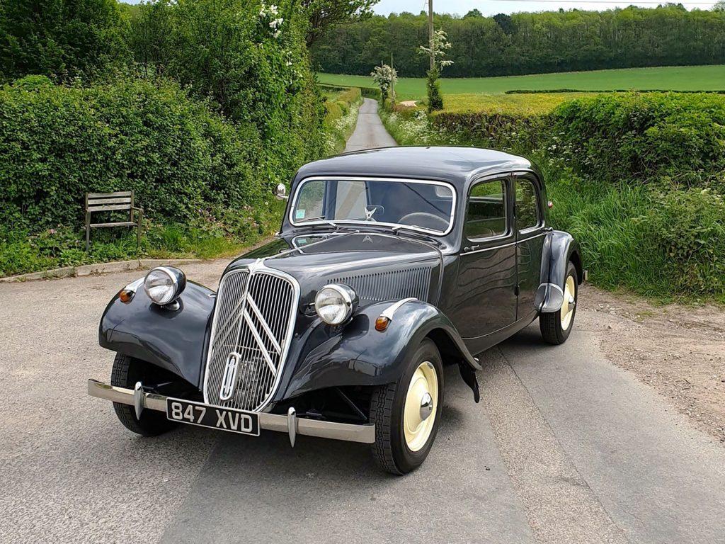 1934–56 Light 15 Traction Avant_5 innovative Citroens