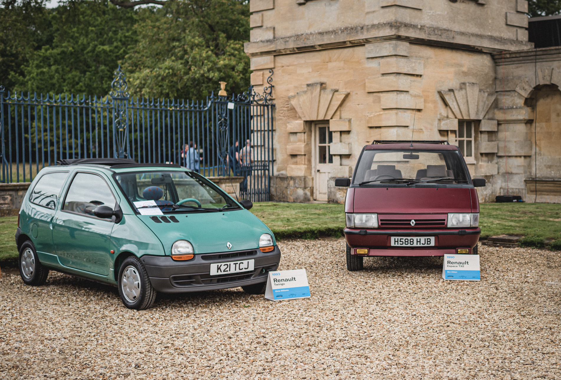 French of the Unexceptional: Gallic stars in the Concours de l'Ordinaire