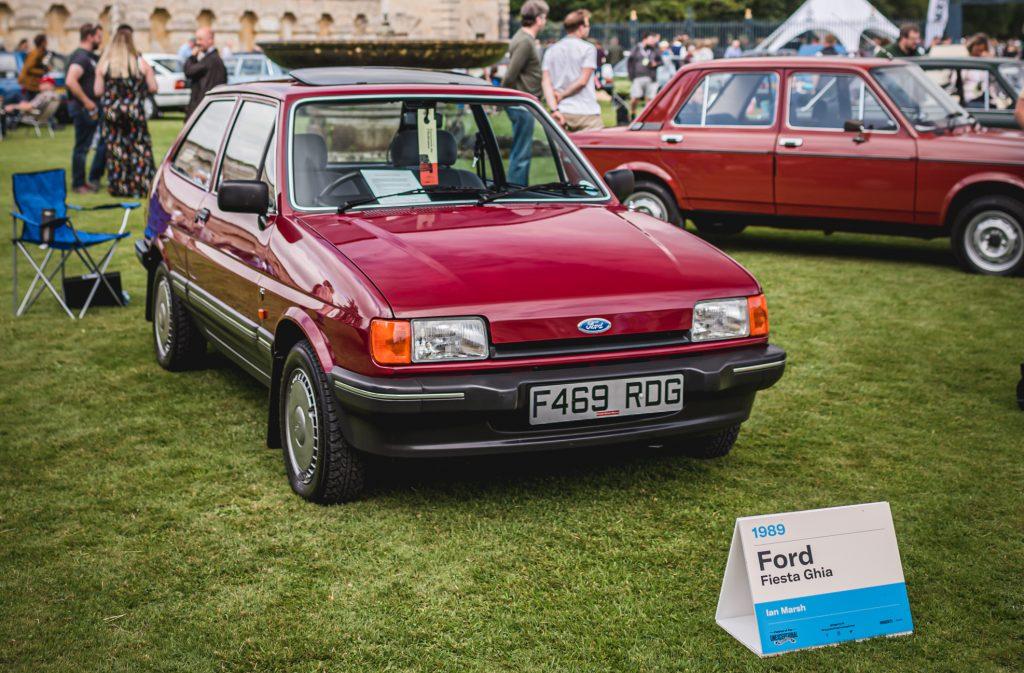 Ford Fiesta Mk2 Ghia