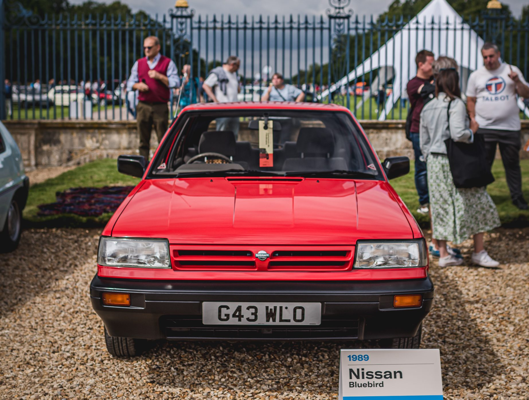 Bad rep-utation: 7 company cars from the Festival of the Unexceptional