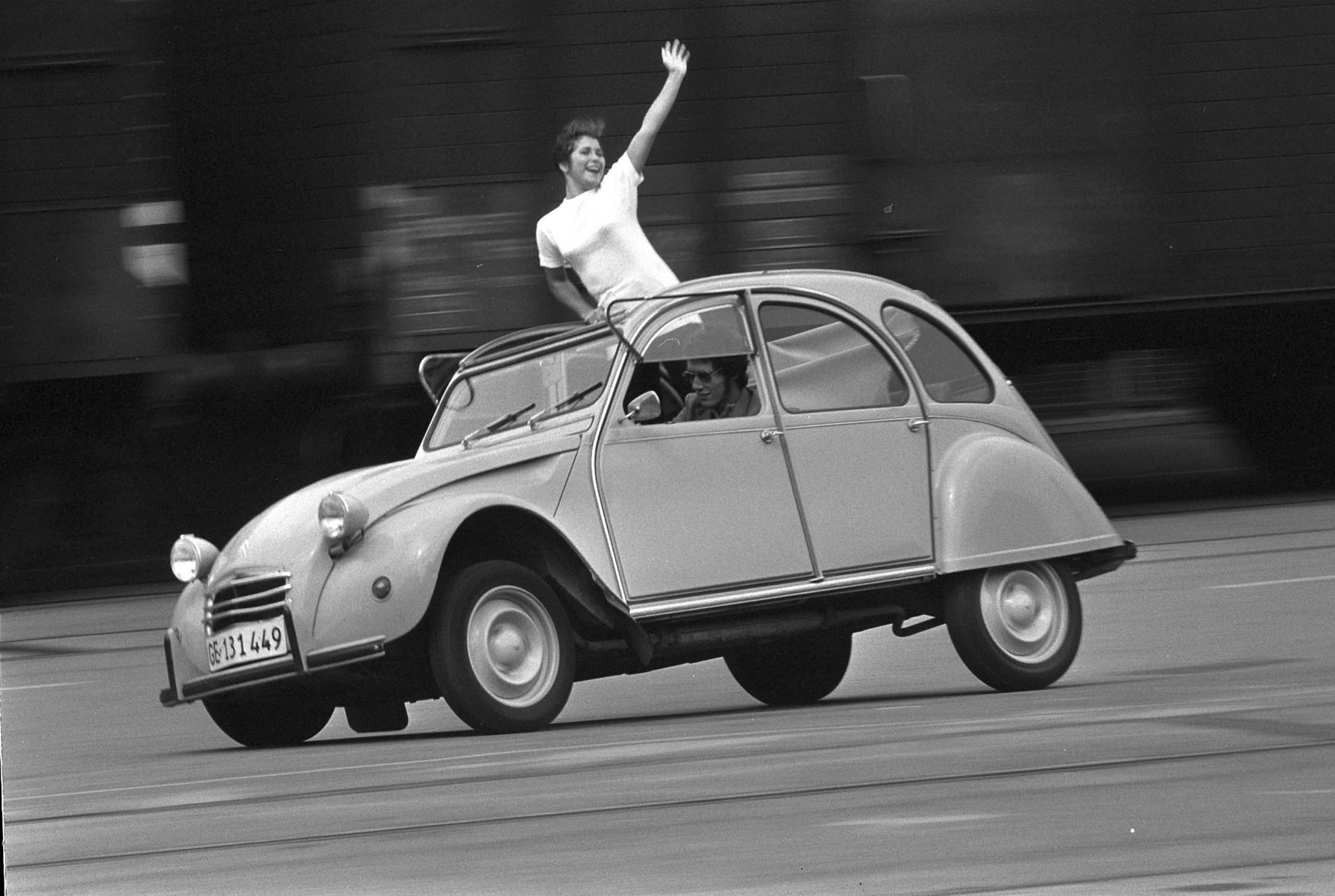 French revolution: 5 game-changing Citroëns