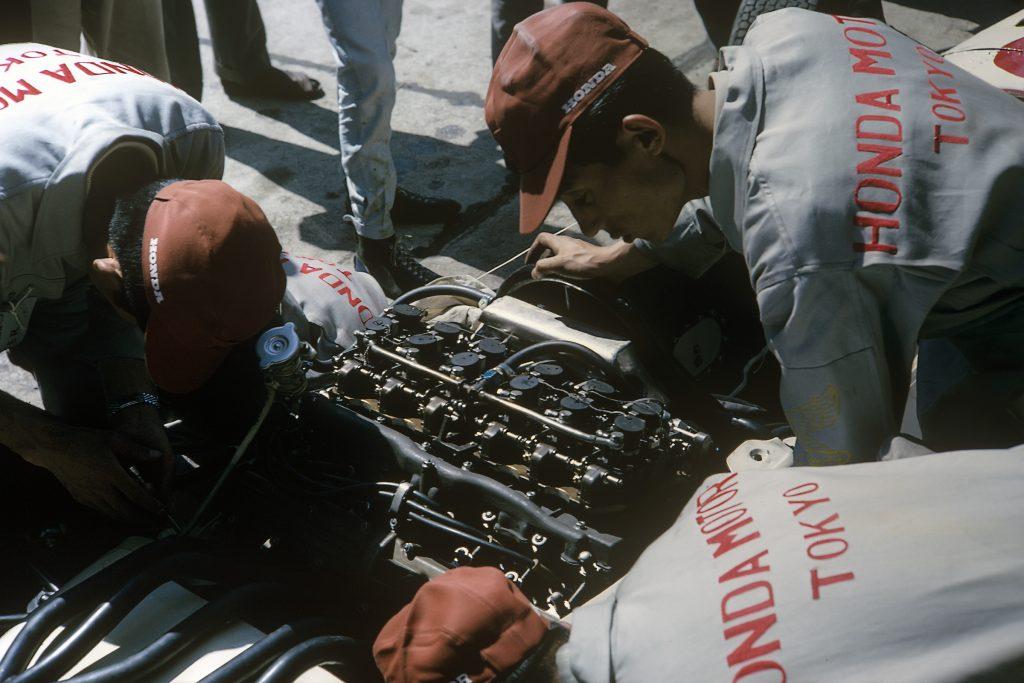 Honda RA271 Formula One car, 1964