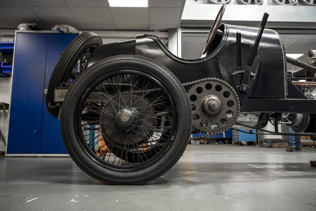 Bugatti classic car