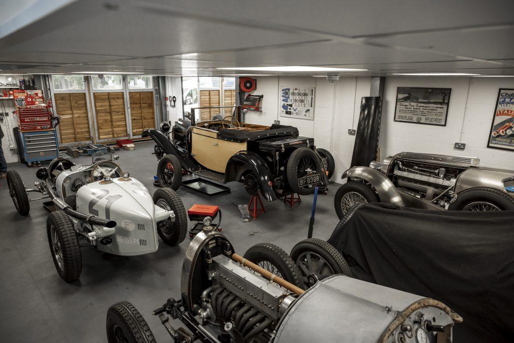 Bugatti restoration specialist