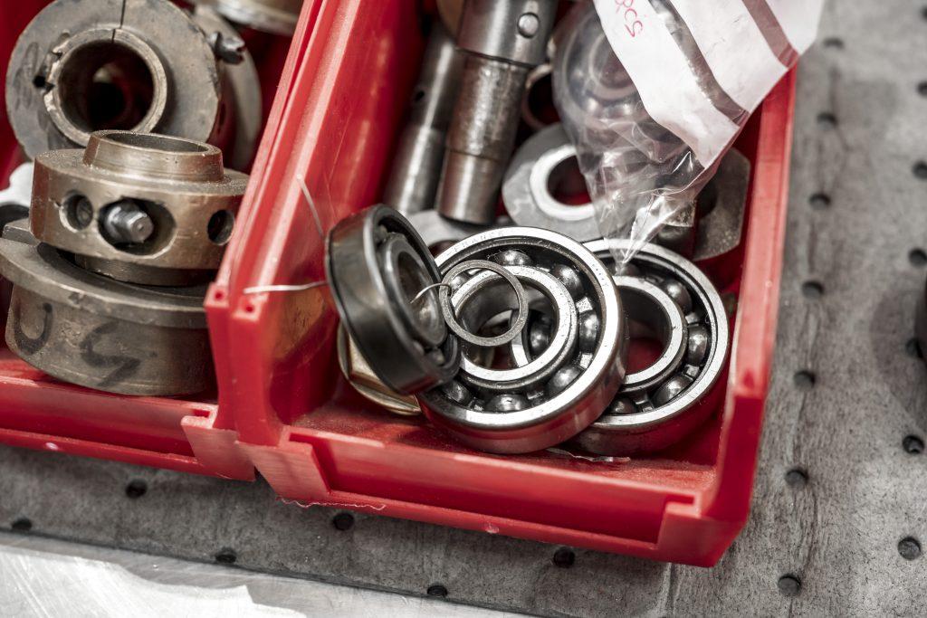 Bugatti engine parts
