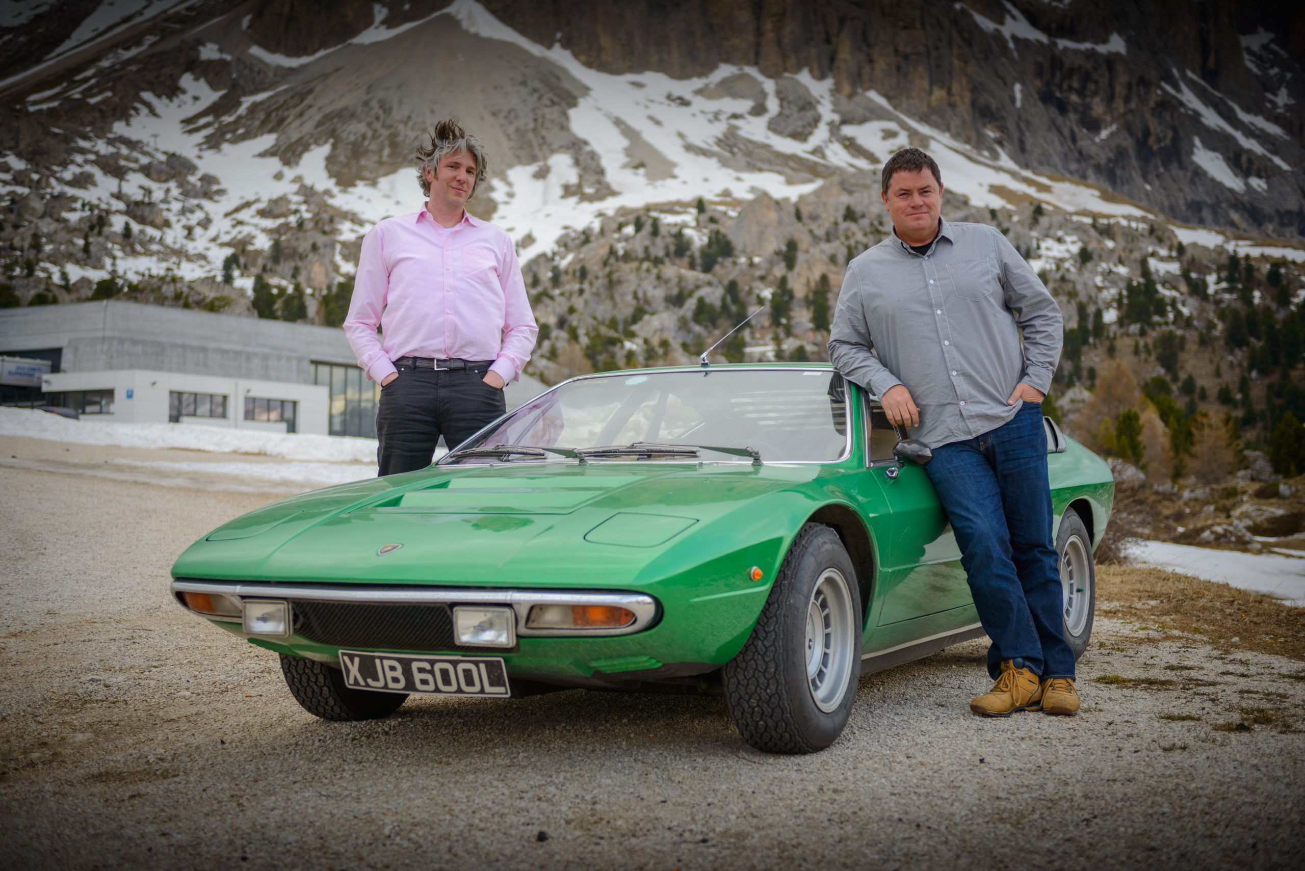 The One That Got Away: Mike Brewer's once-in-a-lifetime Lamborghini Urraco barn find