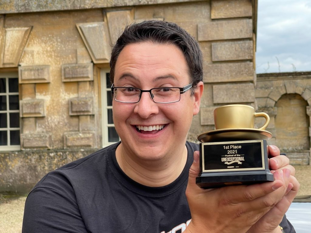 Jon Coupland, winner of the 2021 Hagerty Festival of the Unexceptional