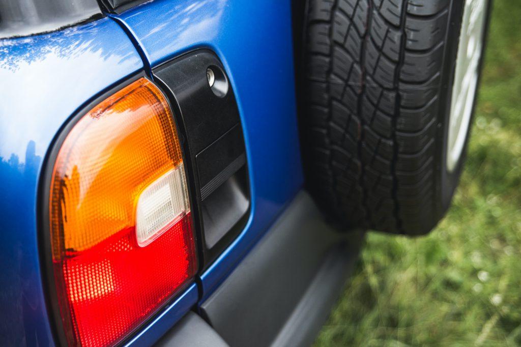 1995 Toyota RAV4 GX