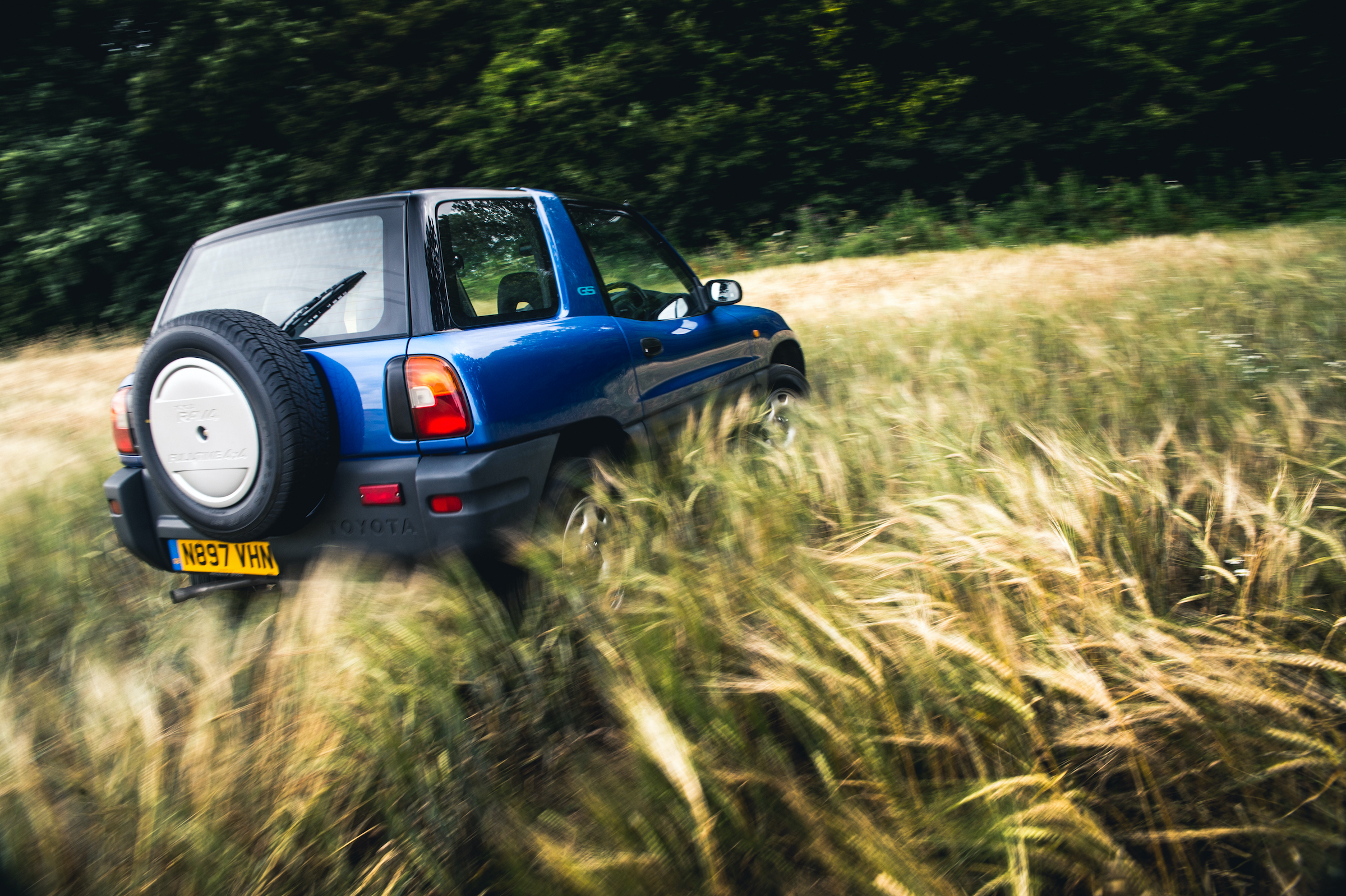 Toyota RAV4 driven: The ideal all-weather budget classic?