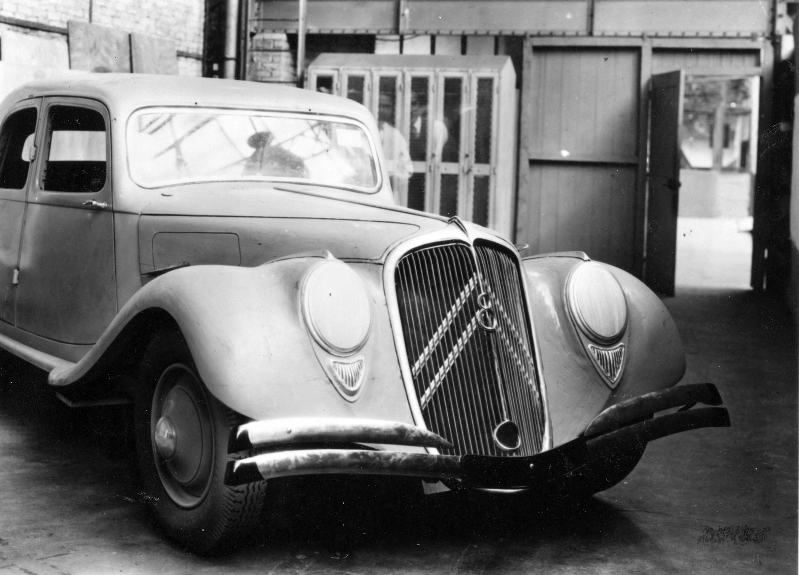 22CV: Citroën's V8-powered Traction Avant remains a riddle