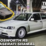 Next Big Thing Magnus Walker Cosworth