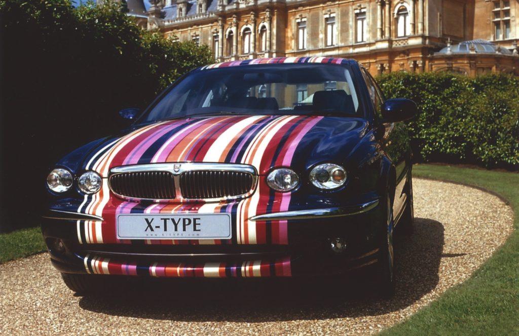 Paul Smith Jaguar X-type