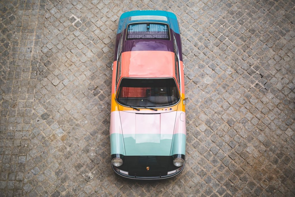 Paul Smith Porsche 911