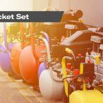 Socket set air compressor
