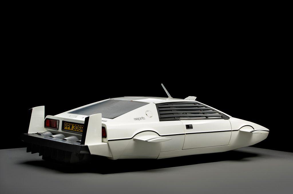 1977 Lotus Esprit S1 'Wet Nellie', The Spy Who Love Me