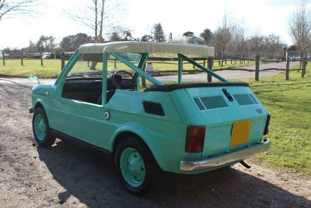 1972 Fiat 126 Jolly